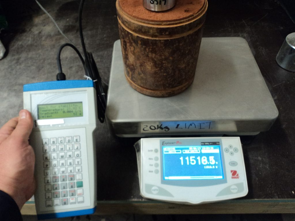 soil thermal resistivity