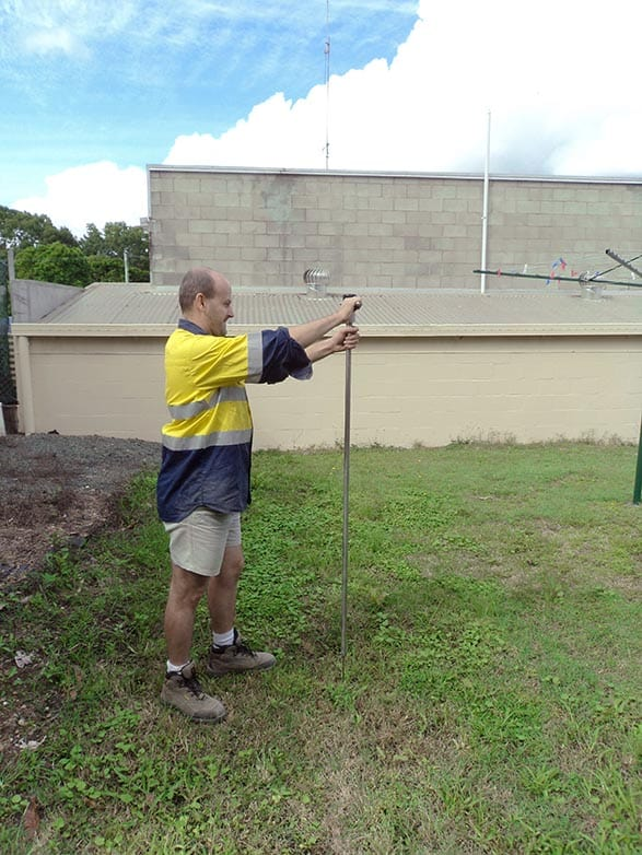 Soil Electrical Resistivity Testing